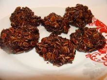 Ciasteczka owsiano- pomarańczowe