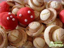 Ciasteczka  pieczarki
