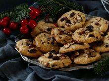 Ciasteczka pieguski z orzechami laskowymi