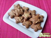 Ciasteczka piernikowe z miodem