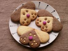 Ciasteczka pieski