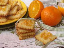 Ciasteczka pomarańczowe