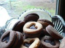 Ciasteczka przekładane