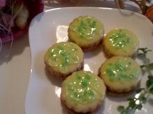 Ciasteczka przekładane -wielkanocne