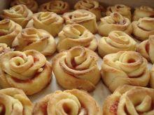 Ciasteczka różyczki