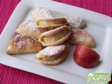 Ciasteczka serowe z jabłkami 2