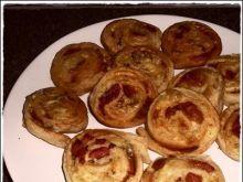 Ciasteczka serowo-mięsne