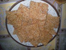 Ciasteczka sezamki