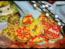 Ciasteczka -słodkie pisanki