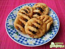 Ciasteczka smażone na oleju