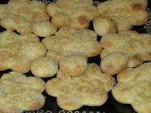 Ciasteczka śmietanowe z cukrem