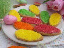 Ciasteczka ,,Wielkanocne jajeczka''