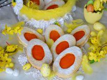 Ciasteczka wielkanocne jajeczka