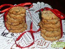 Ciasteczka z bakaliami