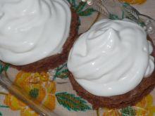 Ciasteczka z bitą śmietaną