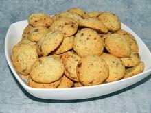 Ciasteczka z czekoladą i płatkami owsianymi