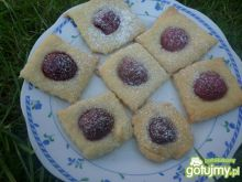 Ciasteczka z czereśniami
