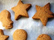 Ciasteczka z dodatkiem imbiru