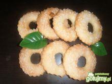 Ciasteczka z grubym cukrem