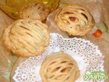 Ciasteczka z jałkiem i cynamonem.