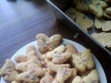 Ciasteczka z kaszą kukurydzianą