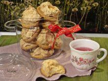 Ciasteczka z kokosową beza
