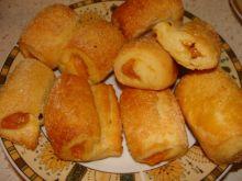 Ciasteczka z konfiturą morelową i imbirem