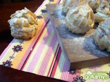 Ciasteczka z kremem karmelowym