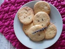 Ciasteczka z lawendą i cytryną
