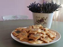 Ciasteczka z lukrem i posypką