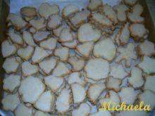 Ciasteczka z lukrem orzechowym