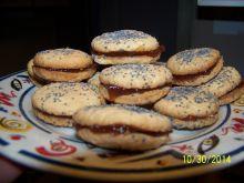 Ciasteczka z makiem- baletki