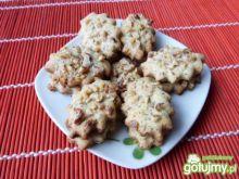 Ciasteczka z makiem i orzechami