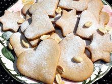 Ciasteczka z masłem orzechowym i syropem z agawy