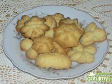 Ciasteczka z maszynki wg Madija