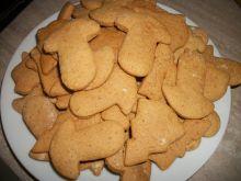 Ciasteczka z miodem, cytryną i imbirem