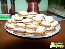 ciasteczka z nutelą :)