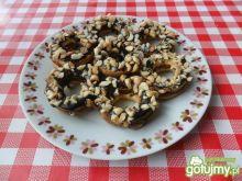 Ciasteczka z orzechami arachidowymi