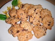 Ciasteczka z płatkami kukurydzianymi