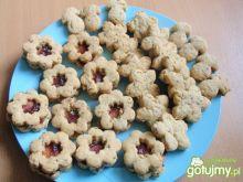 Ciasteczka z płatkow owsianych