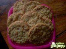 Ciasteczka z płatków owsianych 4