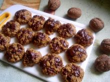 Ciasteczka z płatków owsianych Gosi