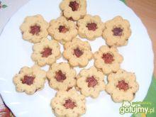 Ciasteczka z sezamem wg gosi