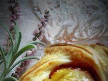 Ciasteczka ze śliwką i marcepanem