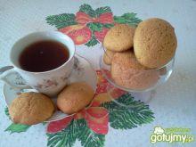 Ciasteczka ze świeżym imbirem