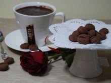 Ciasteczka ziarenka kawy