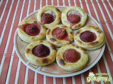 Ciasteczka ziemniaczane z truskawkami