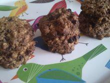 Ciasteczka żytnie z musli