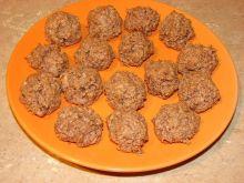 Ciastka kakaowo-kokosowe