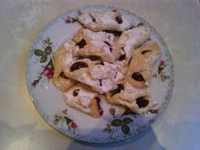 Ciastka krucho drożdżowe